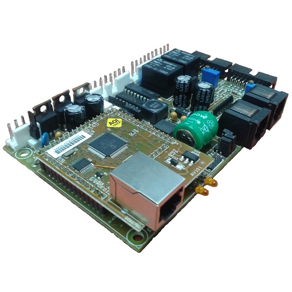 Placa controladora IP